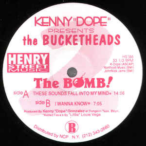 "Kenny ""Dope"" Gonzalez - The Bomb! (These Sounds Fall Into My Mind) - VinylWorld"