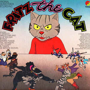 Fritz The Cat (Original Soundtrack Recording) - Album Cover - VinylWorld