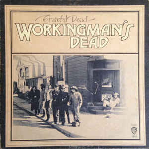 The Grateful Dead - Workingman's Dead - Album Cover
