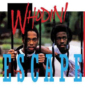 Whodini - Escape - Album Cover