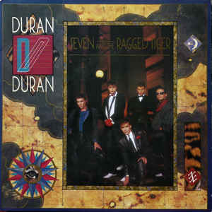 Duran Duran - Seven And The Ragged Tiger - Album Cover
