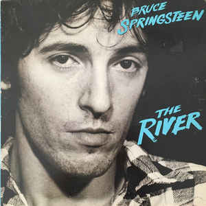 Bruce Springsteen - The River - Album Cover