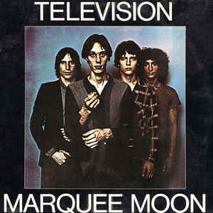 Marquee Moon - Album Cover - VinylWorld