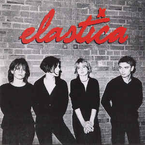 Elastica - Album Cover - VinylWorld