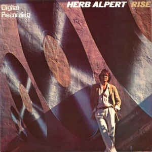 Herb Alpert - Rise - Album Cover
