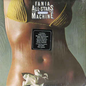 Fania All Stars - Rhythm Machine - Album Cover