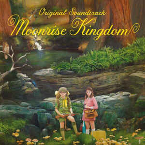Various - Moonrise Kingdom (Original Soundtrack) - Album Cover