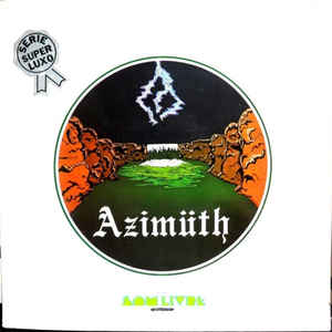 Azimüth - Album Cover - VinylWorld