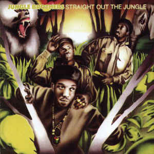 Jungle Brothers - Straight Out The Jungle - VinylWorld