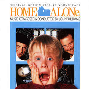 Home Alone (Original Motion Picture Soundtrack) - Album Cover - VinylWorld