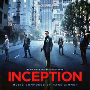Hans Zimmer - Inception (Music From The Motion Picture) - VinylWorld