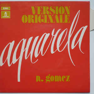 Nico Gomez And His Orchestra - Aquarela - VinylWorld