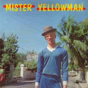 Mister Yellowman - Album Cover - VinylWorld