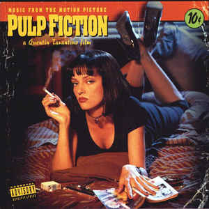 Pulp Fiction (Music From The Motion Picture) - Album Cover - VinylWorld