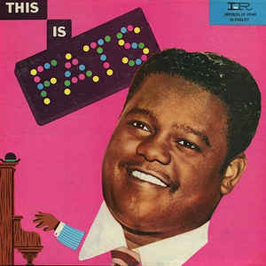 Fats Domino - This Is Fats - Album Cover