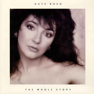 Kate Bush - The Whole Story - Album Cover