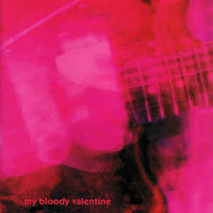 My Bloody Valentine - Loveless - Album Cover