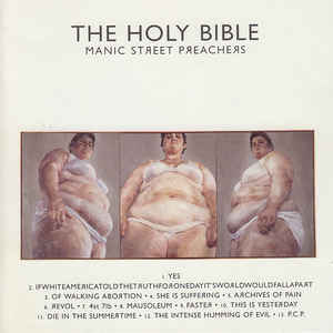 The Holy Bible - Album Cover - VinylWorld