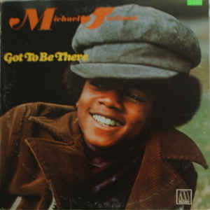 Michael Jackson - Got To Be There - Album Cover
