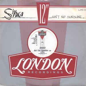 Sivuca - Ain't No Sunshine - Album Cover
