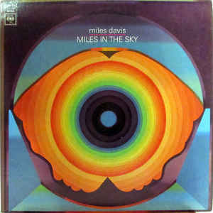 Miles Davis - Miles In The Sky - Album Cover