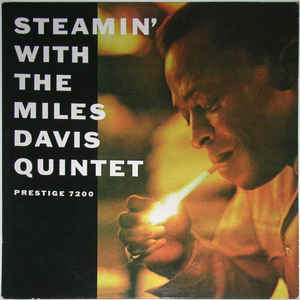 Steamin' With The Miles Davis Quintet - Album Cover - VinylWorld