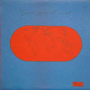 Piero Umiliani - Genti E Paesi Del Mondo - Album Cover
