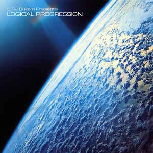 LTJ Bukem - Logical Progression - Album Cover