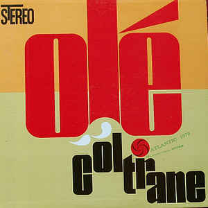 Olé Coltrane - Album Cover - VinylWorld