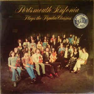 Plays The Popular Classics - Album Cover - VinylWorld