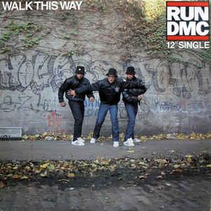 Run-DMC - Walk This Way - Album Cover