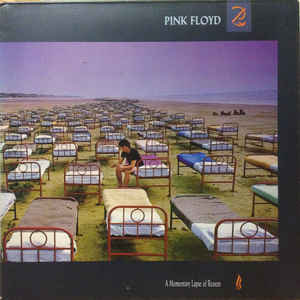 Pink Floyd - A Momentary Lapse Of Reason - Album Cover