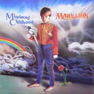 Marillion - Misplaced Childhood - Album Cover