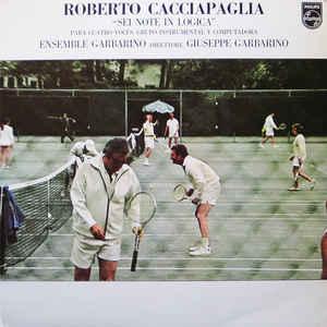 Sei Note In Logica - Album Cover - VinylWorld