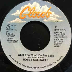 Bobby Caldwell - What You Won't Do For Love - VinylWorld