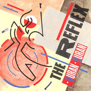 Duran Duran - The Reflex - Album Cover