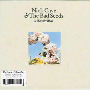 Nick Cave & The Bad Seeds - Abattoir Blues / The Lyre Of Orpheus - Album Cover