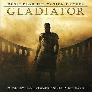 Gladiator (Music From The Motion Picture) - Album Cover - VinylWorld