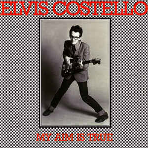Elvis Costello - My Aim Is True - Album Cover