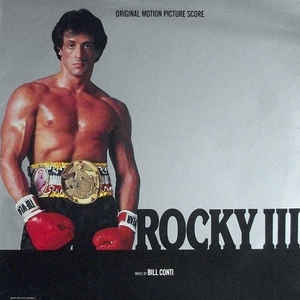Bill Conti - Rocky III - Original Motion Picture Score - VinylWorld