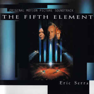 The Fifth Element (Original Motion Picture Soundtrack) - Album Cover - VinylWorld