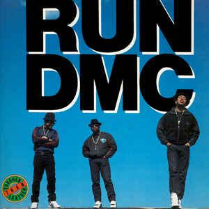 Run-DMC - Tougher Than Leather - Album Cover