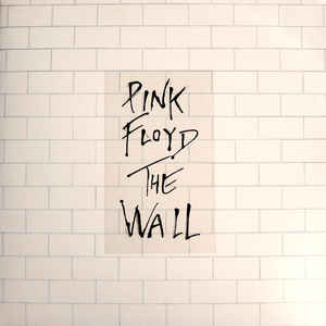 Pink Floyd - The Wall - Album Cover