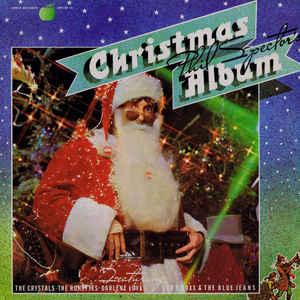 Various - Phil Spector's Christmas Album - Album Cover