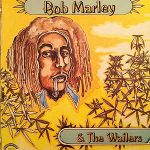 Bob Marley & The Wailers - Bob Marley & The Wailers - Album Cover