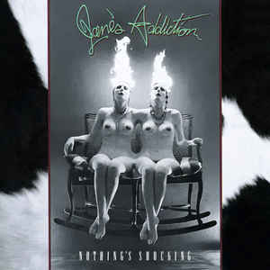 Jane's Addiction - Nothing's Shocking - VinylWorld