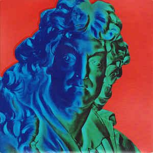 New Order - Round & Round - Album Cover