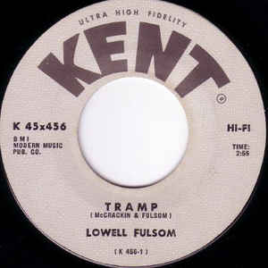 Lowell Fulsom - Tramp / Pico - Album Cover