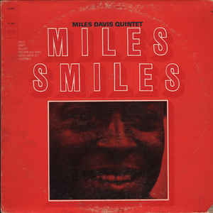 Miles Smiles - Album Cover - VinylWorld
