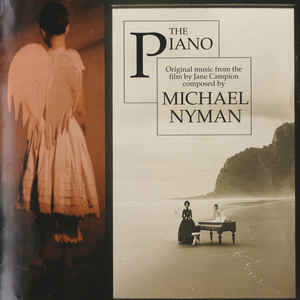Michael Nyman - The Piano - Album Cover